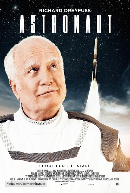 Astronaut - Canadian Movie Poster