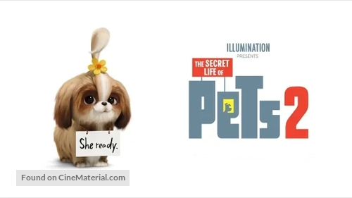 The Secret Life of Pets 2 - Movie Poster