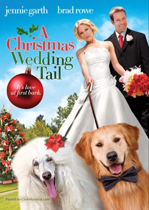 A Christmas Wedding Tail - Movie Poster