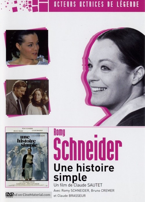 Une histoire simple - French Movie Cover