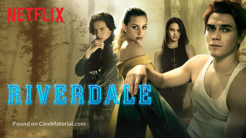 """Riverdale"" - British Movie Poster"