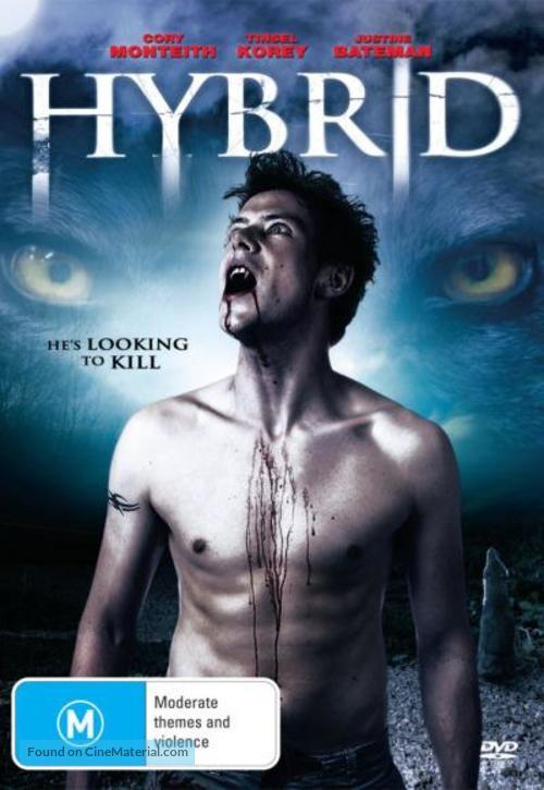 Hybrid Australian Movie Cover