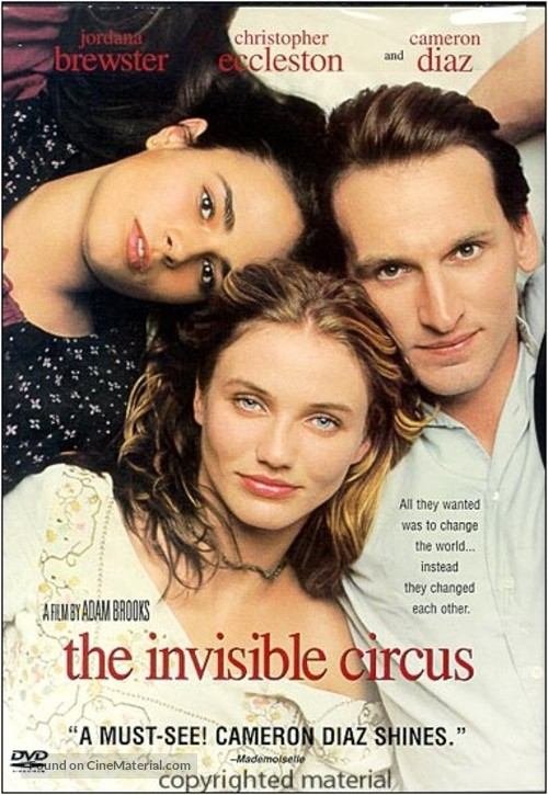 The Invisible Circus - Movie Cover