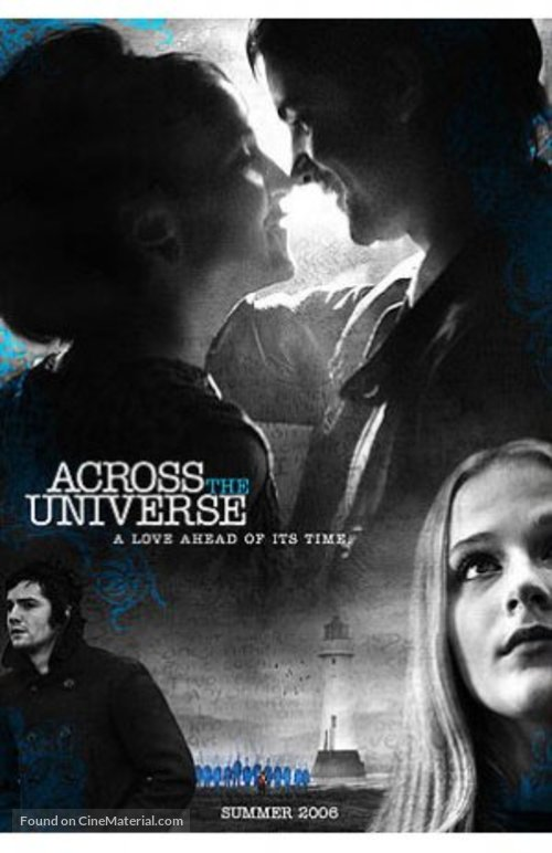 Across the Universe - poster