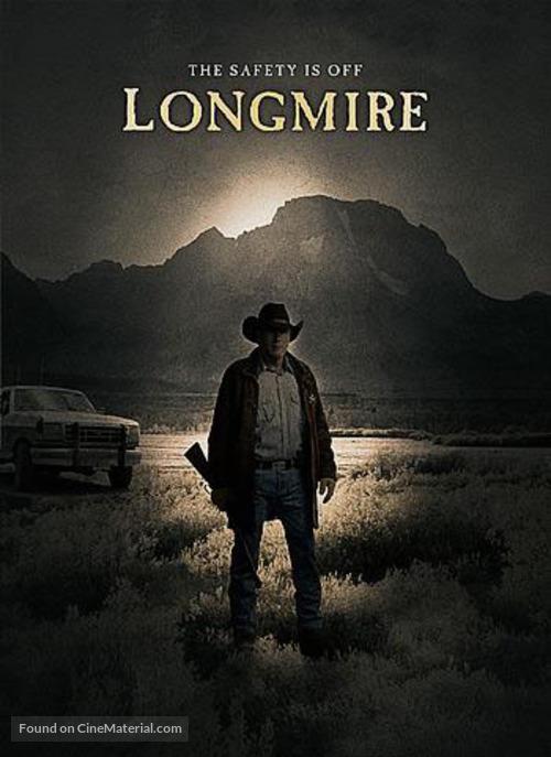 """Longmire"" - Movie Poster"