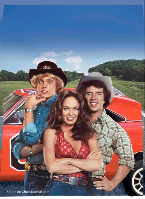 """The Dukes of Hazzard"" - Key art"