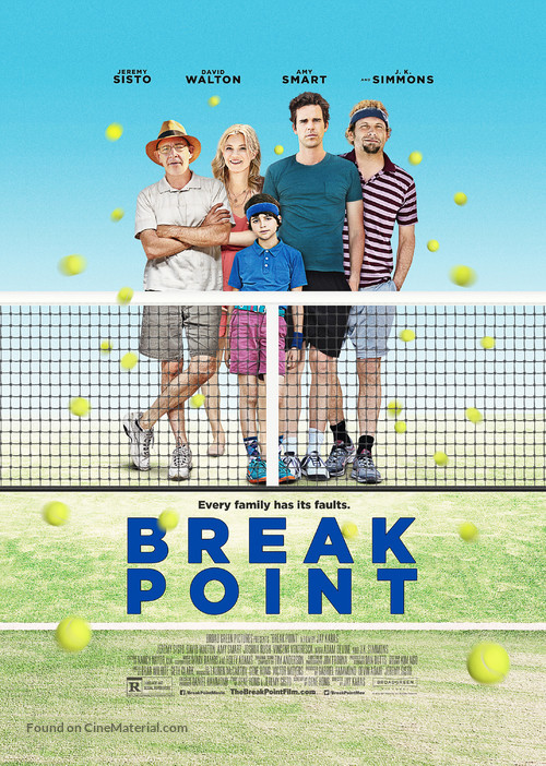 Break Point - Movie Poster