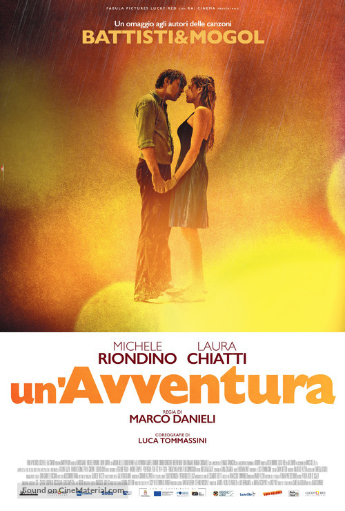 Un'avventura - Italian Movie Poster