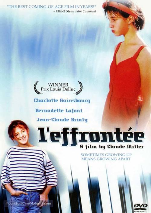 Effrontée, L\' - Movie Cover