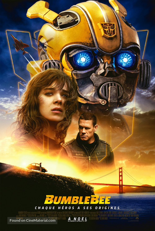 Bumblebee - Canadian Movie Poster