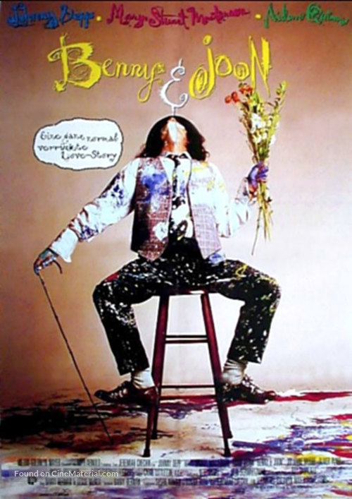 Benny And Joon - German Movie Poster