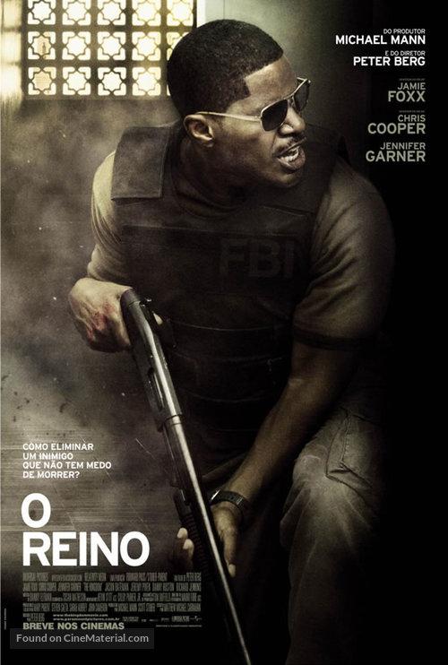 The Kingdom - Brazilian Movie Poster