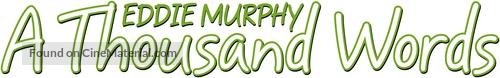 A Thousand Words - Logo