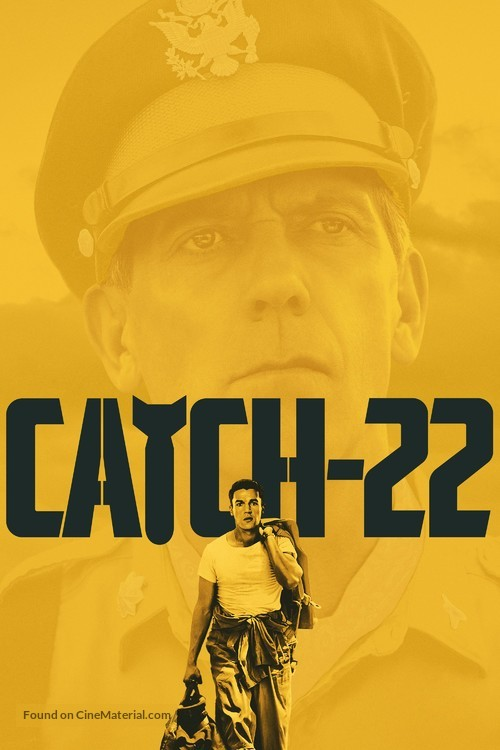 """Catch-22"" - Movie Cover"