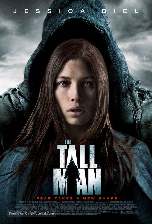 The Tall Man - Movie Poster