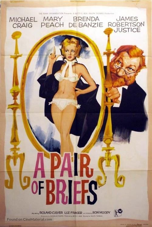 A Pair of Briefs - British Movie Poster