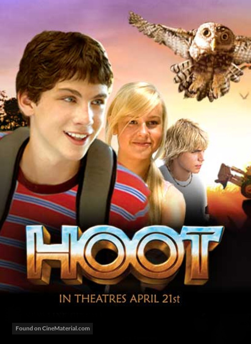 Hoot - Movie Poster