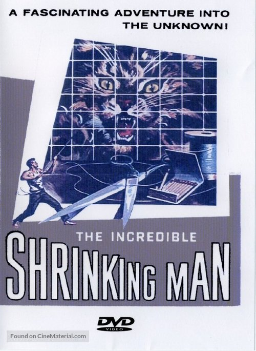 The Incredible Shrinking Man - Movie Poster