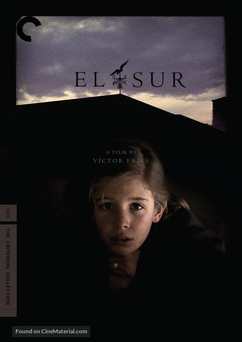 El sur - DVD cover