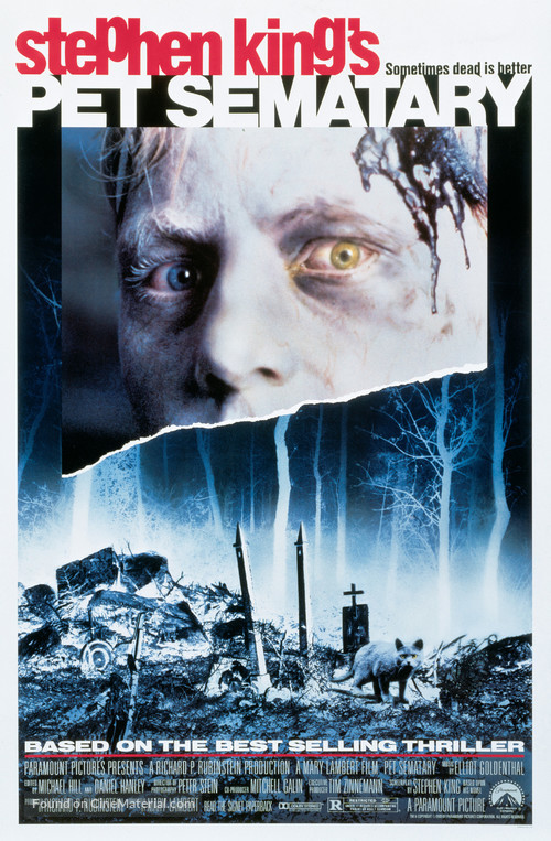 Pet Sematary - Movie Poster