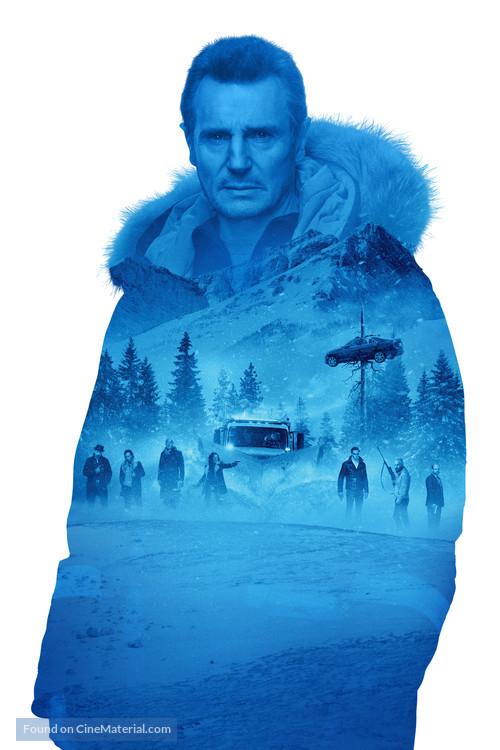 Cold Pursuit - Key art