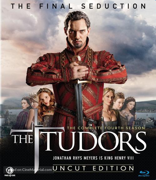 """The Tudors"" - Movie Cover"