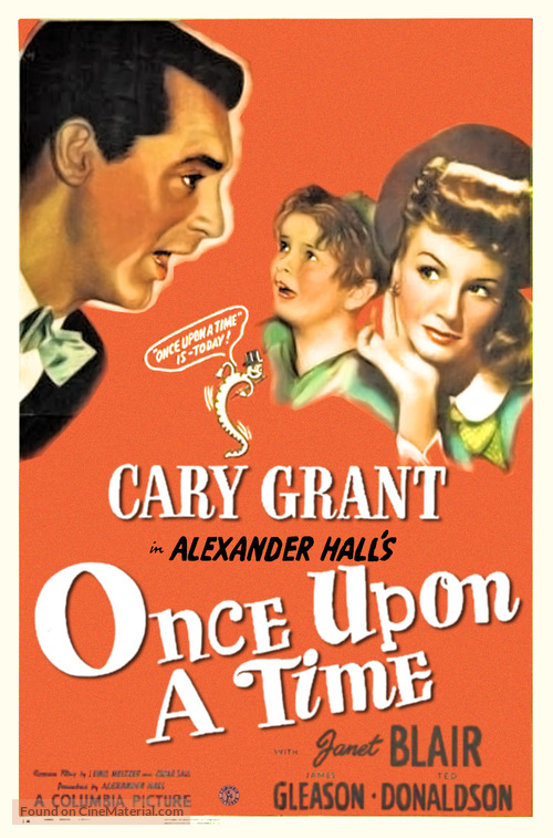 Once Upon a Time - Theatrical poster