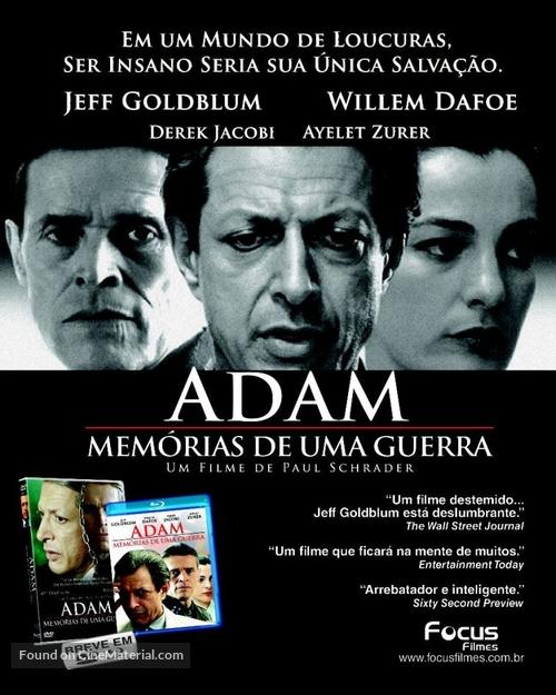 Adam Resurrected - Brazilian Movie Poster