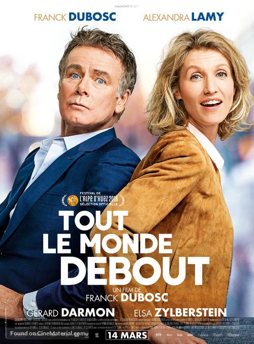 Tout le monde debout - French Movie Poster