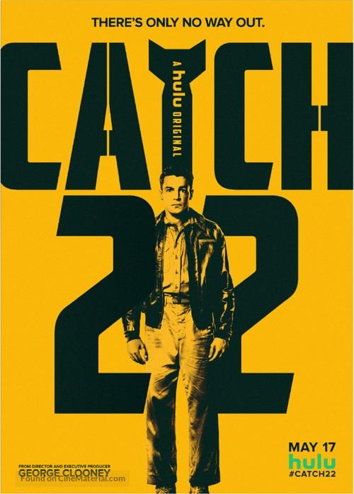 """Catch-22"" - Movie Poster"
