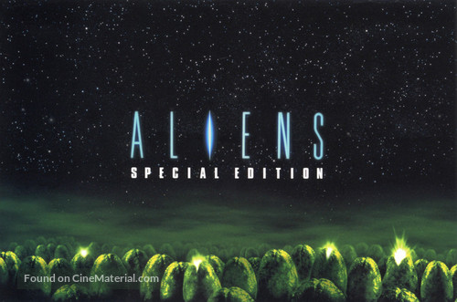 Aliens - Movie Cover