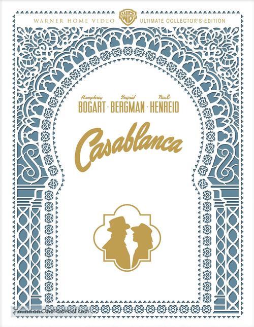 Casablanca - Movie Cover