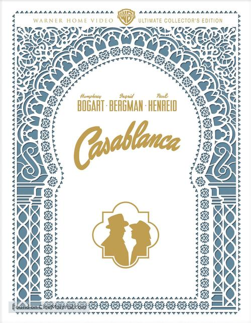 Casablanca - Movie Cover