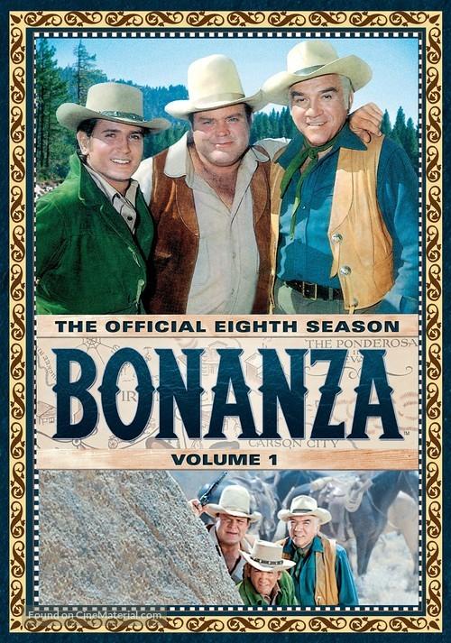 """""""Bonanza"""" - DVD cover"""