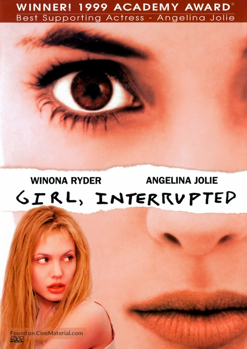 Girl, Interrupted - Movie Cover