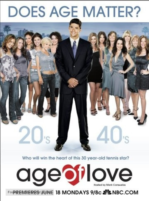 """""""Age of Love"""" - poster"""