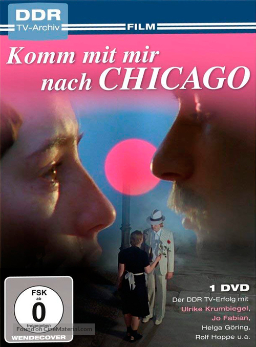 Komm mit mir nach Chicago - German Movie Cover