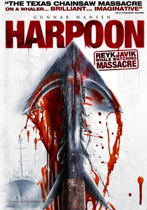 Reykjavik Whale Watching Massacre - British DVD cover