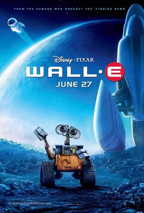 WALL·E - Movie Poster