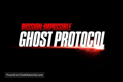 Mission: Impossible - Ghost Protocol (2011) logo