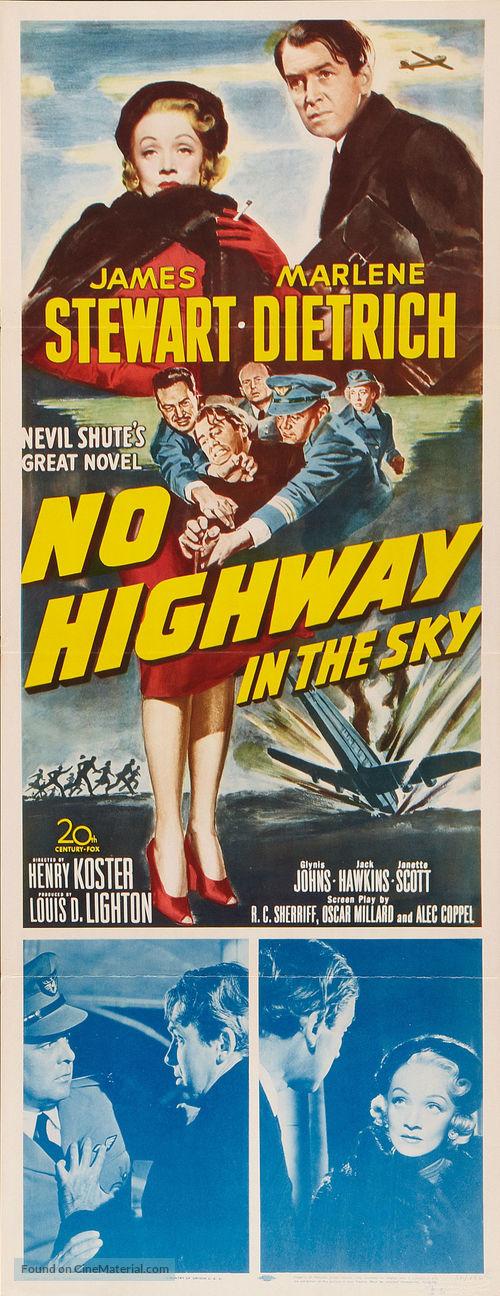No Highway - Movie Poster