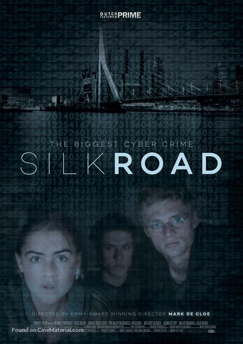 Silk Road - Dutch Movie Poster