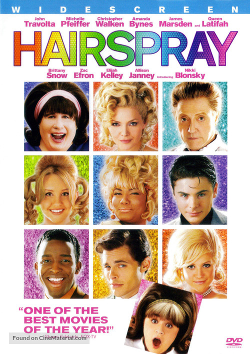 Hairspray - Movie Cover