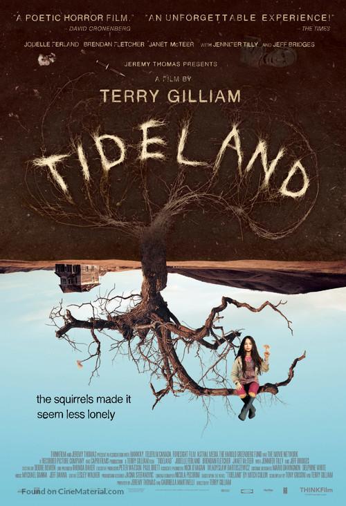 Tideland - Movie Poster