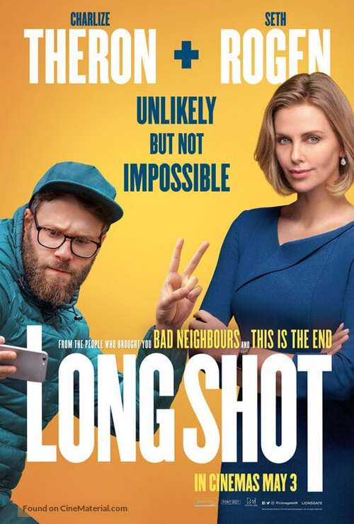 Long Shot - British Movie Poster