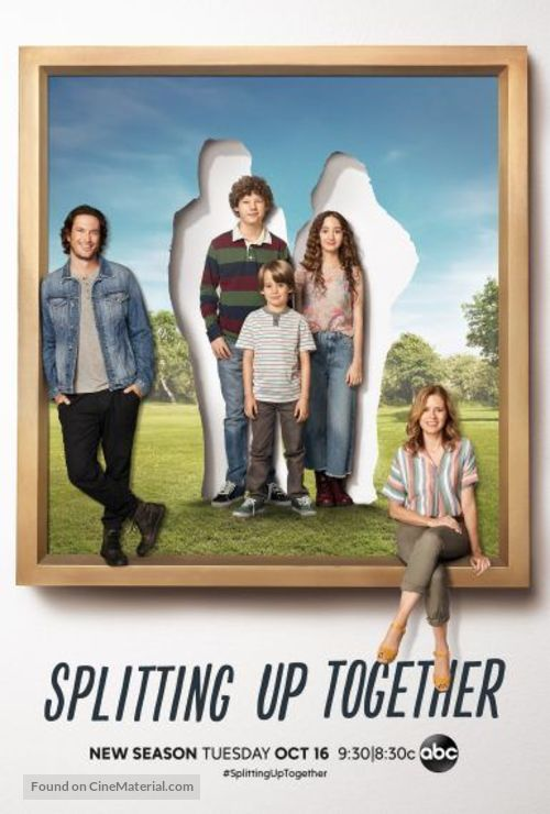 """Splitting Up Together"" - Movie Poster"