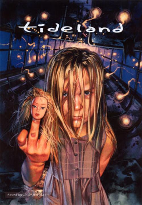 Tideland - DVD movie cover