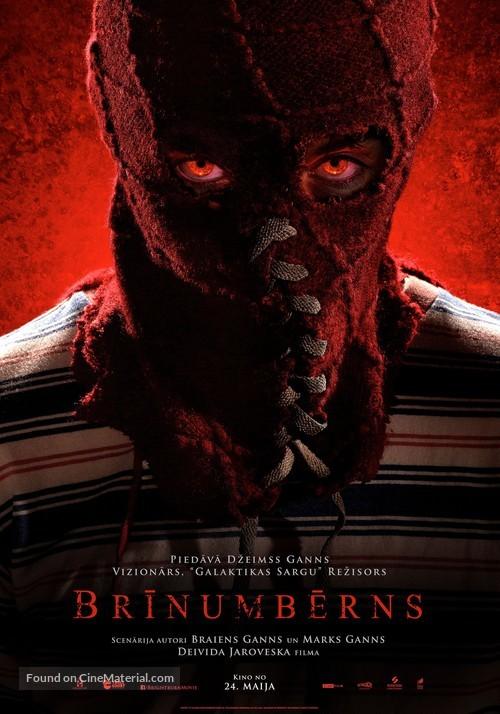 Brightburn - Latvian Movie Poster