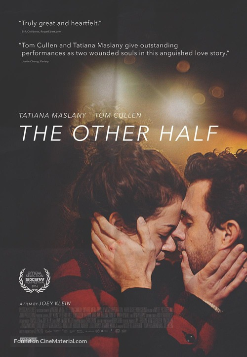 The Other Half - Canadian Movie Poster