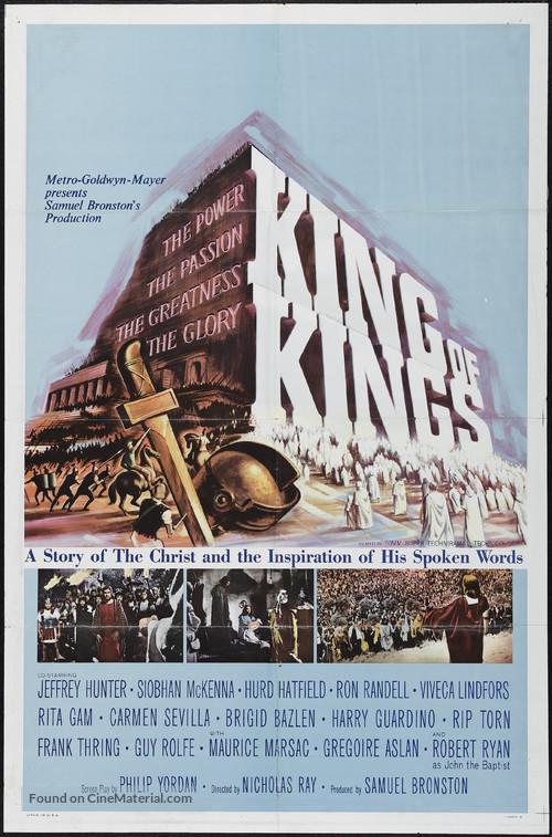 King of Kings - Movie Poster